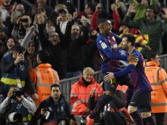 Barcelona ke Semifinal Liga Champions