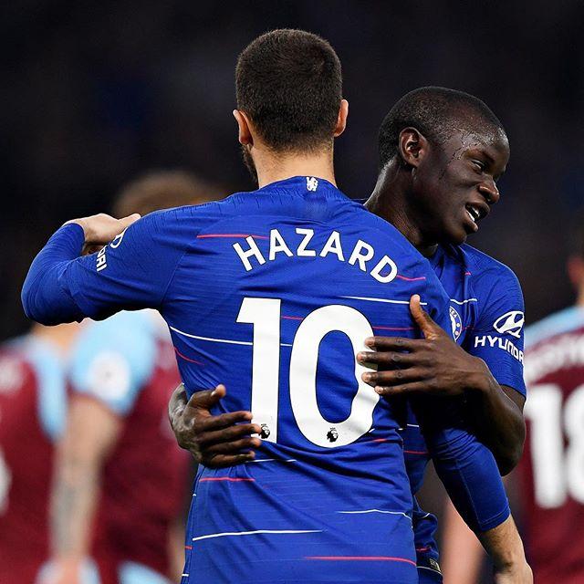 Real Madrid Berencana Membajak Hazard & Kante ke Bernabeu