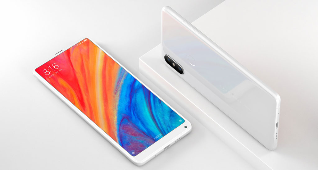 Xiaomi Mi Mix 2 Sang Flagship Killer