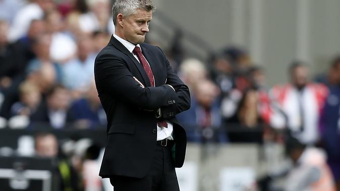 Ole Gunnar Solksjaer Sangat Kecewa Dengan Kebobolan 2 Gol Saat Melawan Liverpool