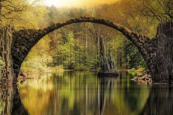 Taman Nasional Paling Indah Di Jerman