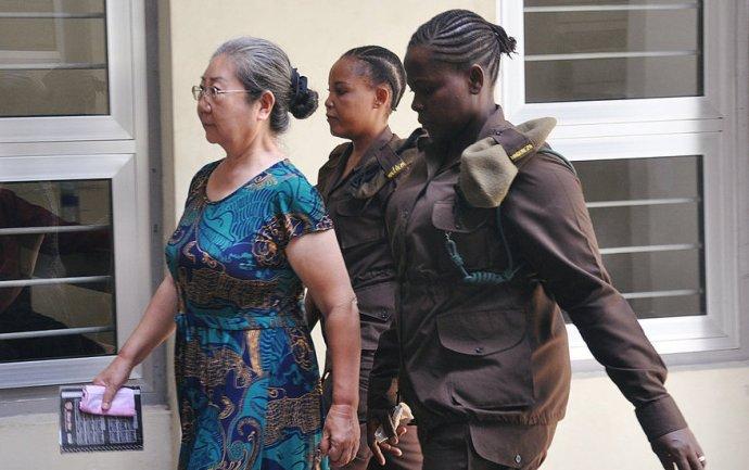 Ratu Penyelundup Gading Gajah Dari China Ditangkap di Tanzania