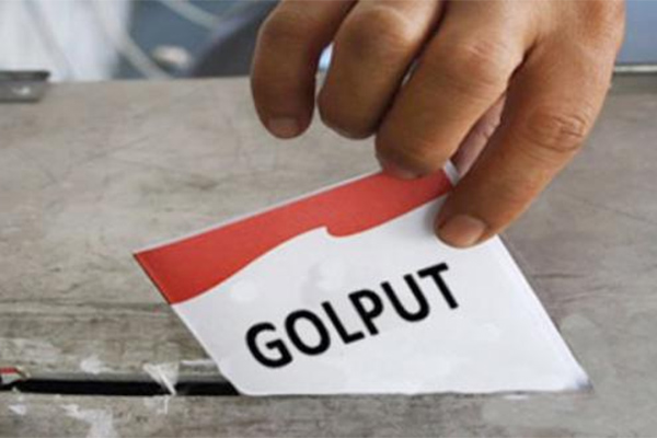 Golput Mengancam Dalam Pilpres 2019