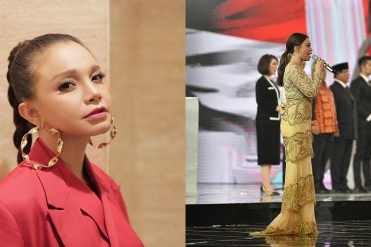 Rossa Curhat Mengapa Dirinya Salah Menyanyikan Lirik Lagu Indonesia Raya