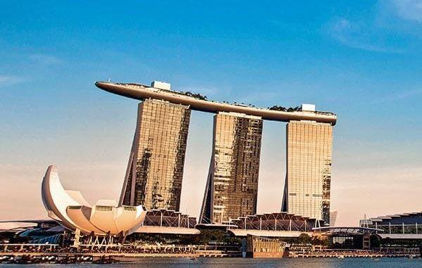Destinasi Wisata Kasino Megah Di Singapura